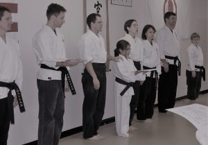 Bob's Advice for Karate Girl on Going to Karate