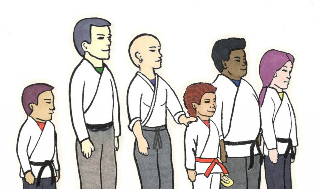 things you can learn about karate