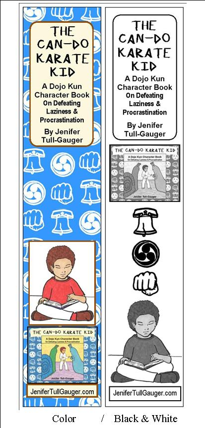 Examples of Printable Bookmarks