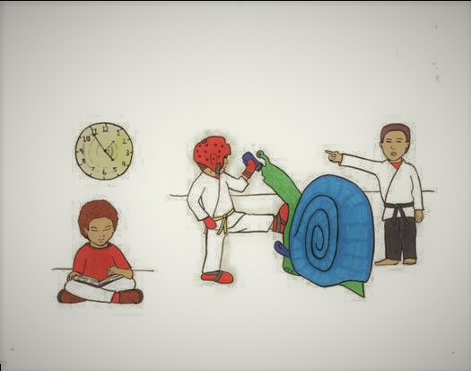 Children's Picture Book Illustration Evolution