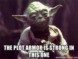 Plot Armor: for Writers and Others