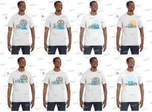 """The Follow Through Karate Kids"" T-Shirt Conundrum"